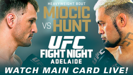 UFC Fight Night: Miocic vs. Hunt Preview & Predictions