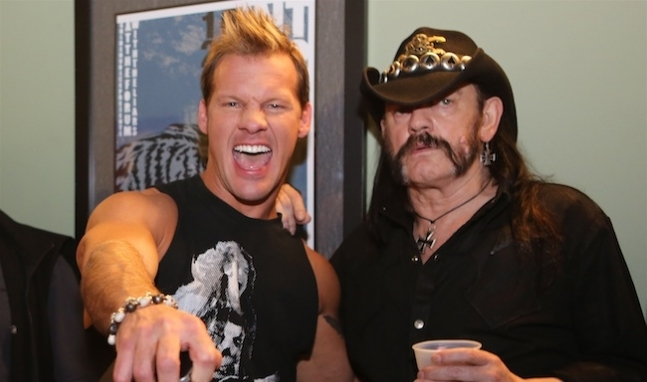 LAW May 7 Update – Chris Jericho to Host Tough Enough