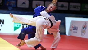 IJF Judo Grand Slam Baku 2015 Day 1 Recap & Photos