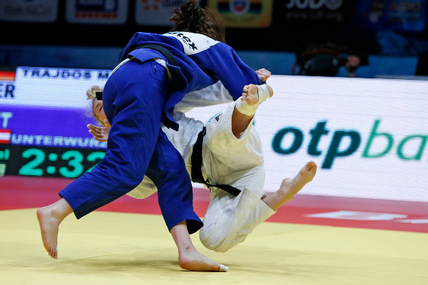 IJF Judo Grand Slam Baku 2015 Day 2 Recap & Photos