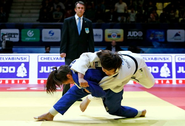 IJF Judo Grand Slam Baku 2015 Day 3 Recap & Photos