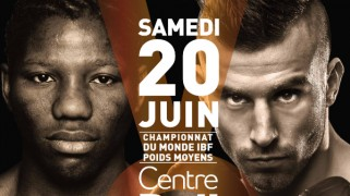 Lemieux vs. N'Dam Set for June 20 at Bell Centre in Montreal