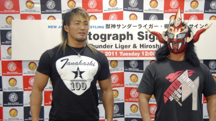 LAW May 13 Update – ROH / NJPW Shows Continue, Cole Back