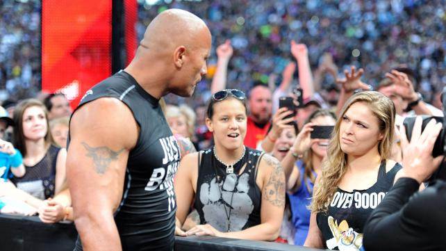 LAW May 14 Update – Ronda Rousey Comments on WWE Future