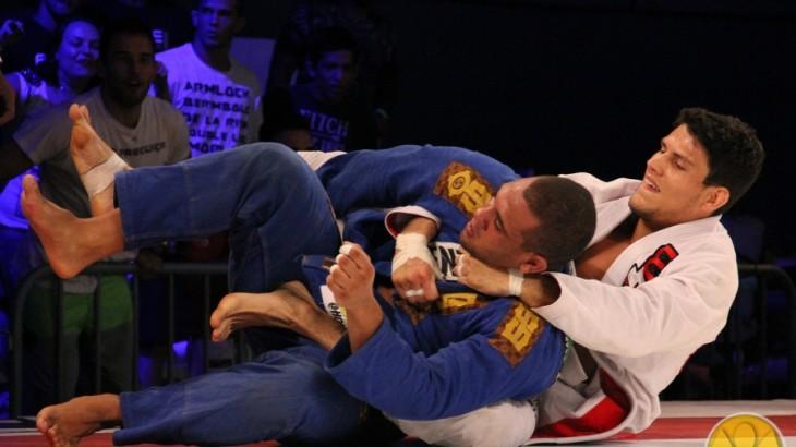 Felipe Preguiça is New Copa Podio Heavyweight King