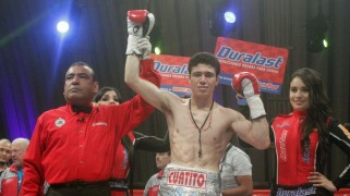 Hugo Ruiz in Deep Negotiations to Fight Nonito Donaire