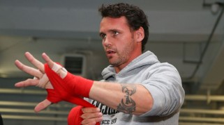 Daniel Geale NYC Media Workout Quotes & Photos