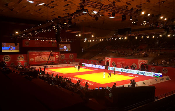IJF Judo World Masters Morocco 2015 Day 1 Recap & Photos