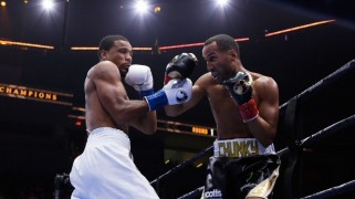 Full Report, Photos, Video – PBC on NBC: DeGale Tops Dirrell