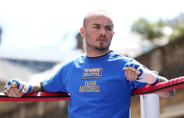 Mitchell Faces Barroso for WBA Interim Title at the O2 – Perez or Crolla Faces Winner