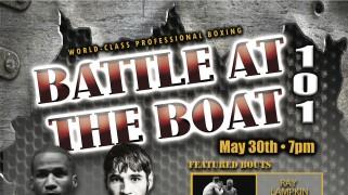 Gavronski, Green Score TKO Wins at 'Battle at the Boat 101'