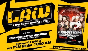 May 31 Edition of The LAW feat. WWE Elimination Chamber