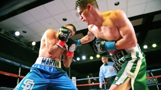 Full Report & Photos – Thompson Boxing: Roman Tops Martin