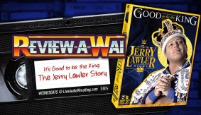 "Review-A-Wai – Jerry Lawler: ""It's Good to be the King"" DVD"