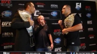 FN Video: UFC 188: Pros Predict Velasquez vs. Werdum
