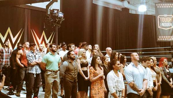 LAW June 10 Update – Tough Enough Finalists Arrive in FLA