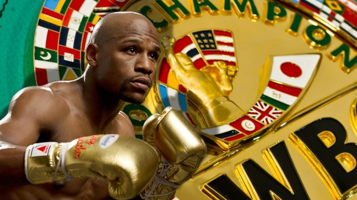 Nevada Commission Approves Sept. 12 Mayweather Fight Date