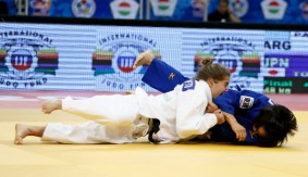 IJF Judo Grand Prix Budapest 2015 Day 1 Recap & Photos