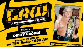 June 14 Edition of The LAW feat. Dusty Rhodes Tribute & MITB