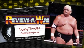 Review-A-Wai – Dusty Rhodes Career Retrospective