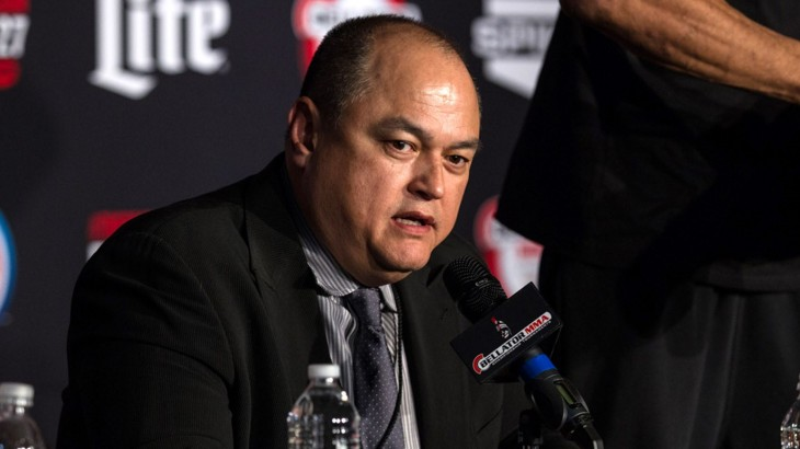 Aug. 28 Edition of The MMA Report feat. Scott Coker