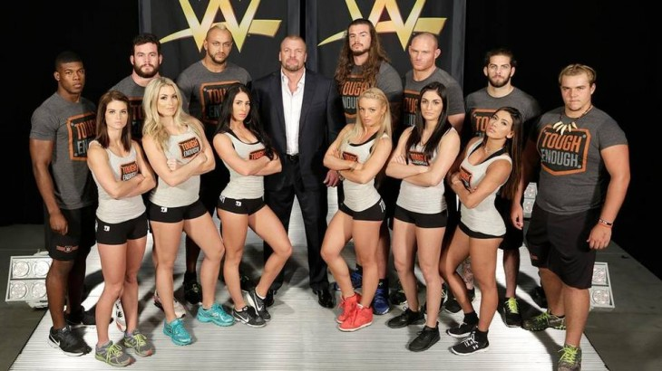 LAW June 23 Update – Tough Enough Premieres, Noble Update