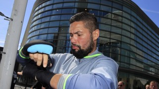 Tony Bellew: 'Hollywood' Has Made Me Hungry to Fight