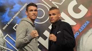 Rebrasse, Vera Plan to Shock Smith, Fielding in Liverpool