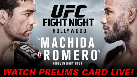 UFC Fight Night: Machida vs. Romero Preview & Predictions