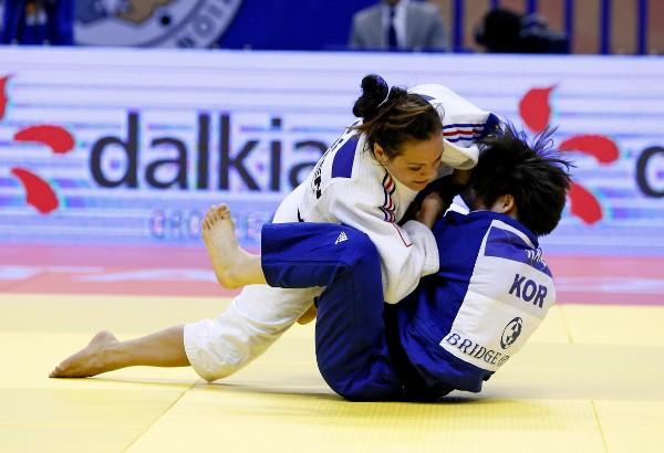 IJF Judo Grand Prix Ulaanbaatar 2015 Day 1 Recap & Photos