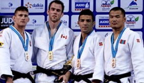 Antoine Valois-Fortier Wins Gold at Grand Prix in Mongolia