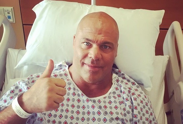 LAW July 8 Update – Kurt Angle Has Tumor Removed