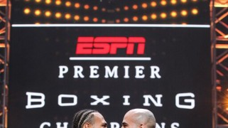 PBC on ESPN: Thurman-Collazo Weigh-in Results, Photos, Video
