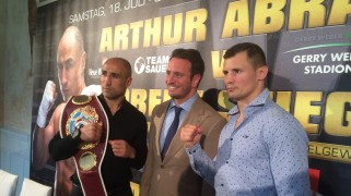 Abraham, Stieglitz Ready for Final Showdown
