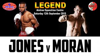 Jones vs. Moran Open Presser Wednesday in Liverpool
