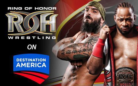 Destination America Moves ROH for Next Two-Weeks