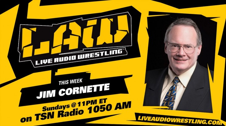 July 26 The LAW – Hulk Hogan Story, Cornette, Jake Roberts