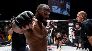 Clifford Starks Replaces Thiago Silva at WSOF 22 on Saturday