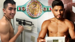 Santa Cruz, Mares Pass WBC Mandatory 30-Day Weigh-in