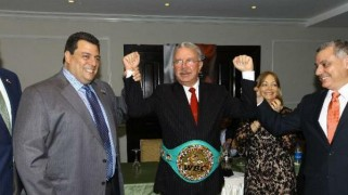 Brilliance of Juan Carlos Tapia Honored by WBC