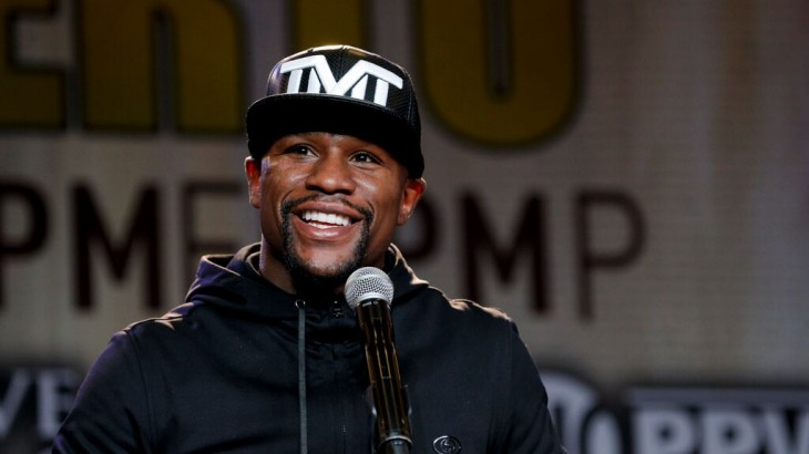 Showtime Presents All Access: Mayweather Moments Sweepstakes