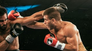 Full Report, Photos & Video – ShoBox: Derevyanchenko Wins
