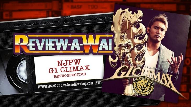 Review-A-Wai – Classic G-1 Finals
