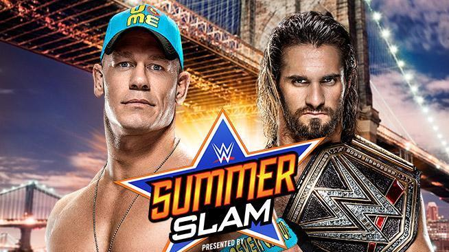 LAW Aug. 12 Update – Rollins vs. Cena at SummerSlam is Set