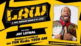 August 16 Edition of The LAW feat. Jay Lethal