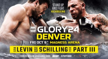 Kickboxing_Poster_GLORY24Denver_ArtemLevin_JoeSchilling