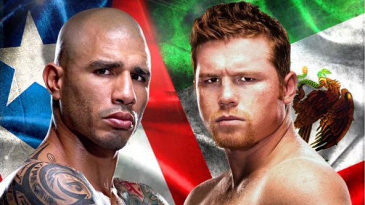 Closed Circuit Viewing Tickets on Sale Today for Cotto vs. Canelo