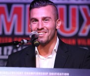 David Lemieux vs. Curtis Stevens Added to HBO Boxing After Dark on March 11 in Verona