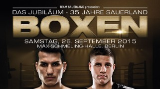 Tickets on Sale for Team Sauerland's 35th Anniversary Show