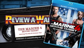Review-A-Wai – The Marine 4: Moving Target